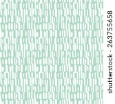 abstract seamless pattern with... | Shutterstock .eps vector #263755658