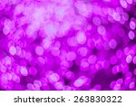 pink color bokeh abstract light ... | Shutterstock . vector #263830322