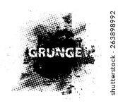 grunge urban background.texture ... | Shutterstock .eps vector #263898992