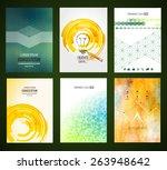 design of progress bar  loading ... | Shutterstock .eps vector #263948642