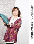 asia girl | Shutterstock . vector #26400839