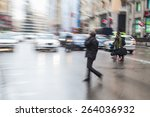 picture with camera made zoom... | Shutterstock . vector #264036932