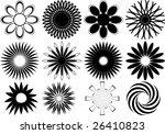 graphic design elements | Shutterstock .eps vector #26410823