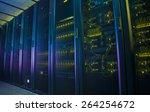 control modules heat power.... | Shutterstock . vector #264254672