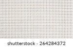 oriental style white bamboo mat ... | Shutterstock . vector #264284372