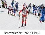 etna ski alp   world... | Shutterstock . vector #264414488