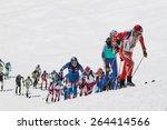 etna ski alp   world...   Shutterstock . vector #264414566