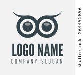 logo  label  badge  emblem or... | Shutterstock .eps vector #264495896