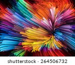 dynamic color series.... | Shutterstock . vector #264506732