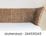 pillow sofa   Shutterstock . vector #264535265