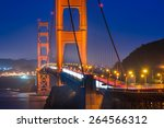 The Beauty Of Golden Gate...