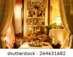 ghent  belgium   december 29 ... | Shutterstock . vector #264631682