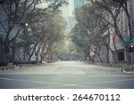 street with film tone   Shutterstock . vector #264670112