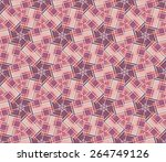 abstract geometric seamless... | Shutterstock .eps vector #264749126
