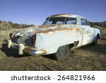 Rusted Out Mid 50's Blue...