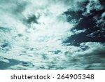 sky  | Shutterstock . vector #264905348