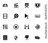 Постер, плакат: Movies Icon Set