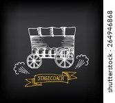 Stagecoach  Covered Wagon....