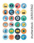 internet flat icons   vol 1 | Shutterstock .eps vector #265015562
