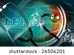 digital illustration of a ... | Shutterstock . vector #26506201