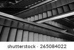 modern interior design  modern... | Shutterstock . vector #265084022
