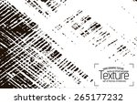grunge texture   abstract stock ... | Shutterstock .eps vector #265177232