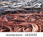 scrapyard background | Shutterstock . vector #2652035
