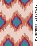 vintage pattern | Shutterstock .eps vector #265334252
