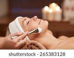 people  beauty  spa ...   Shutterstock . vector #265383128