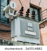 Transformer On High Power...