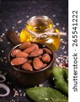 Small photo of almond oil