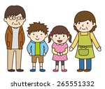 family set | Shutterstock .eps vector #265551332