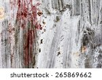 abstract background gloomy... | Shutterstock . vector #265869662