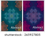 abstract background colorful | Shutterstock .eps vector #265927805