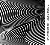 design convex textured... | Shutterstock .eps vector #265950572
