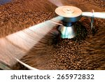 coffee beans during the... | Shutterstock . vector #265972832