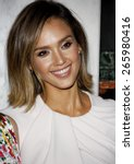 Small photo of Jessica Alba at the Independent School Alliance For Minority Affairs Impact Awards Dinner held at the Four Seasons Hotel in Beverly Hills on March 17, 2015.