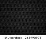 black metal   carbon grid...   Shutterstock . vector #265990976