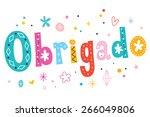 obrigado thank you in portuguese