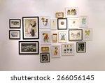 bangkok   november 28  thai... | Shutterstock . vector #266056145