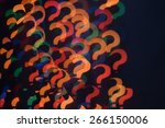 festive background with... | Shutterstock . vector #266150006