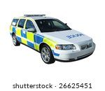 A High Speed Motorway Police...