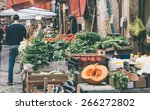 Fresh Fruits And Vegetables Fo...