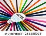 brand strategy perspective view | Shutterstock . vector #266355035