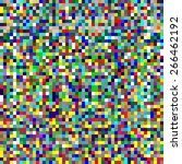 Background Of Colored Squares....