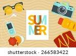 summer banner template. top...
