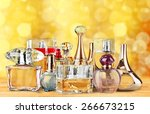 perfume   scented   perfume... | Shutterstock . vector #266673215