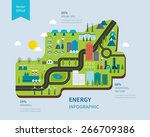 flat green energy  ecology  eco ...