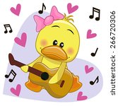 Duck With A Guitar On...