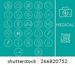 outlined medical and healthcare